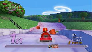 Action Girlz Racing (Europe) PS2 ISO