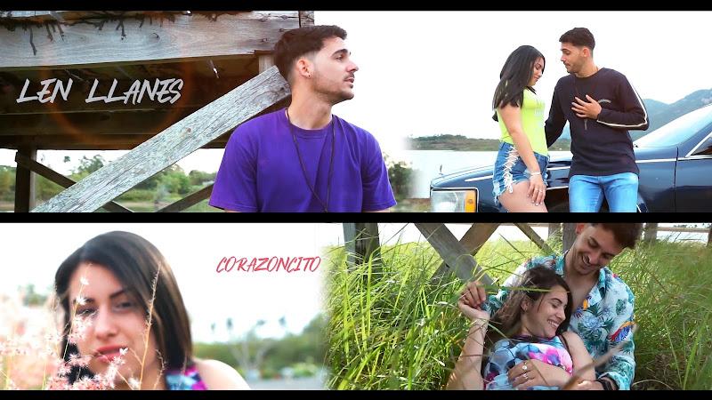 Len Llanes - ¨Corazoncito¨ - Videoclip - Director: Javier Peguero. Portal Del Vídeo Clip Cubano