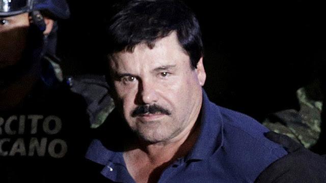 """Gobierno de EE.UU. solicita decomisar más de 12 millones de dólares al """"Chapo"""" Guzmán"""