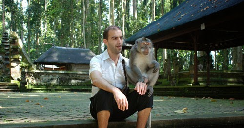 Alas Kedaton Bali Monkey Forest - Favorite Place to Take Pictures With Monkeys