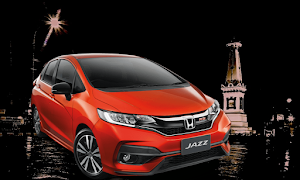 Sewa Mobil Honda New Jazz 2017 Jogja