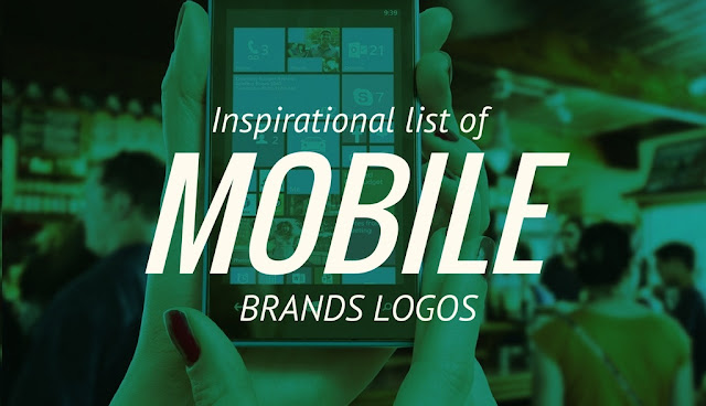mobile handset brands logos