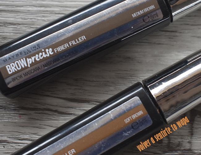 BROWprecise, de Maybelline, su cepillo de fibras para las cejas