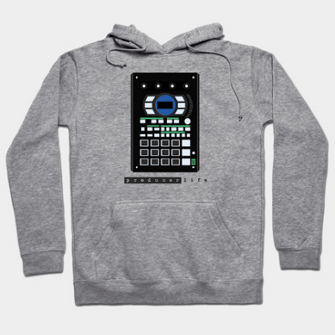 Iconic Beat Machine Series #4 Hoodie