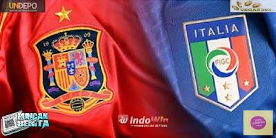 Spanyol Menang Telak Lawan Italia Saat Kualifikasi Piala Dunia