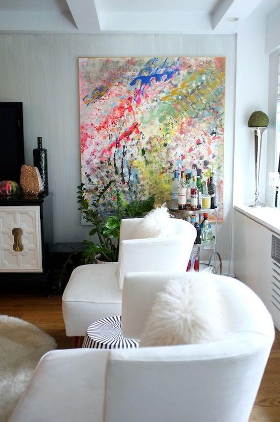 Vamos decorar a casa para o outono reciclar e decorar - Cuadros para salones modernos ...