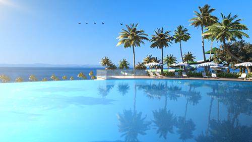 Long Hải đang nhận nhiều sự chú ý từ các nhà phát triển bất động sản nghỉ dưỡng chuyên nghiệp.
