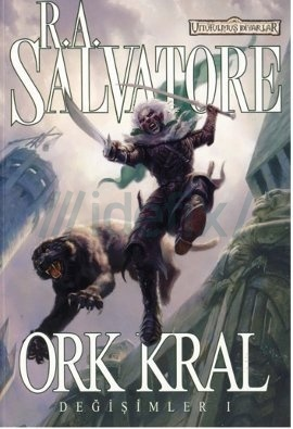 E-kutuphanesi: R  A  Salvatore - Unutulmuş Diyarlar