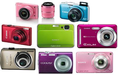 Kamera Digital Pocket