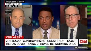 Joe Rogan Considers Suing CNN For False Ivermectin Accusations