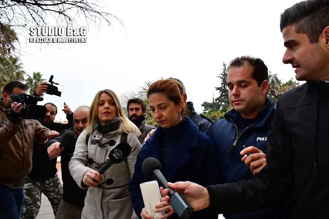 """Αναβολή στην εκδίκαση της """"Μαυρης Χήρας"""" στο Εφετείο Ναυπλίου"""