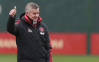 Solskjaer: I Thought We Had Given Up Like Everton