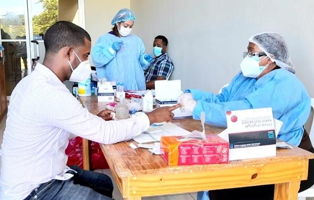 De la Cruz lamenta docentes Recinto UASD Barahona estén afectados de coronavirus