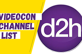 What is number of Sahara Samay news channel Videocon d2h?