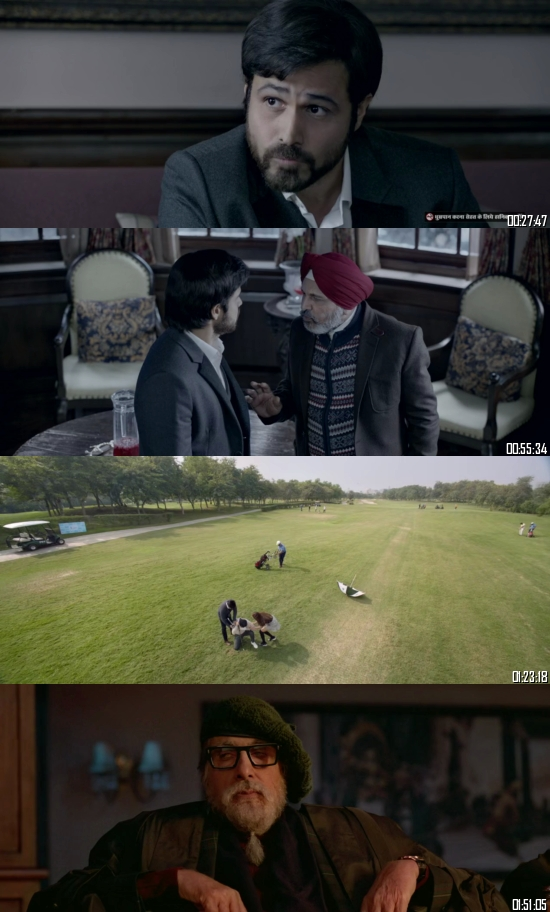 Chehre 2021 Hindi 720p 480p WEB-DL x264 Full Movie