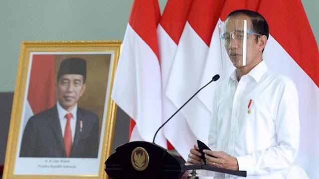 Tegas, Jokowi Pegang Teguh Aturan Jabatan Presiden 2 Periode