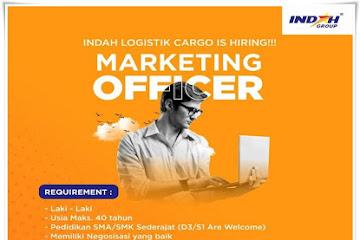 Lowongan Kerja Marketing Officer Indah Cargo Bandung