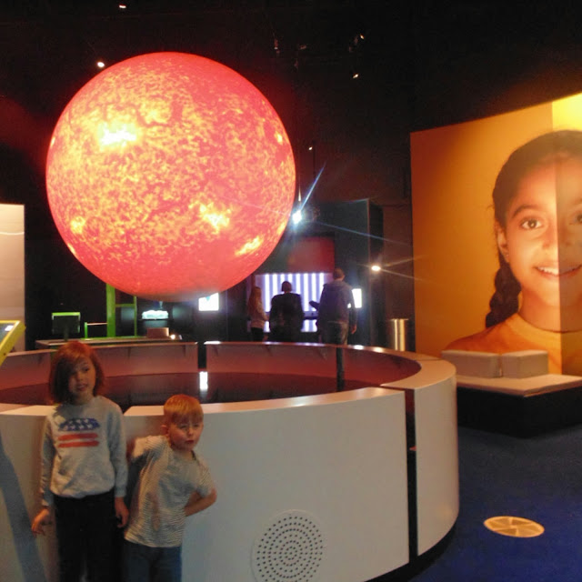 Wonderlab at The National Science and Media Museum