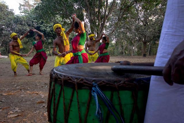 Chhau Dance in Odisha