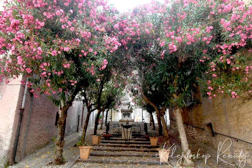 Sermoneta– prawdopodobnie najpiękniejsze miasteczko w Lacjum