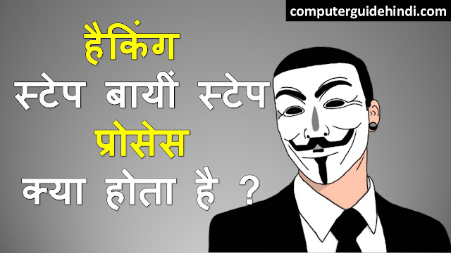 Hacking Step in Hindi