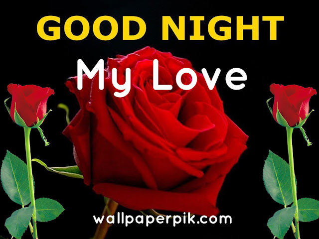 my love good night images