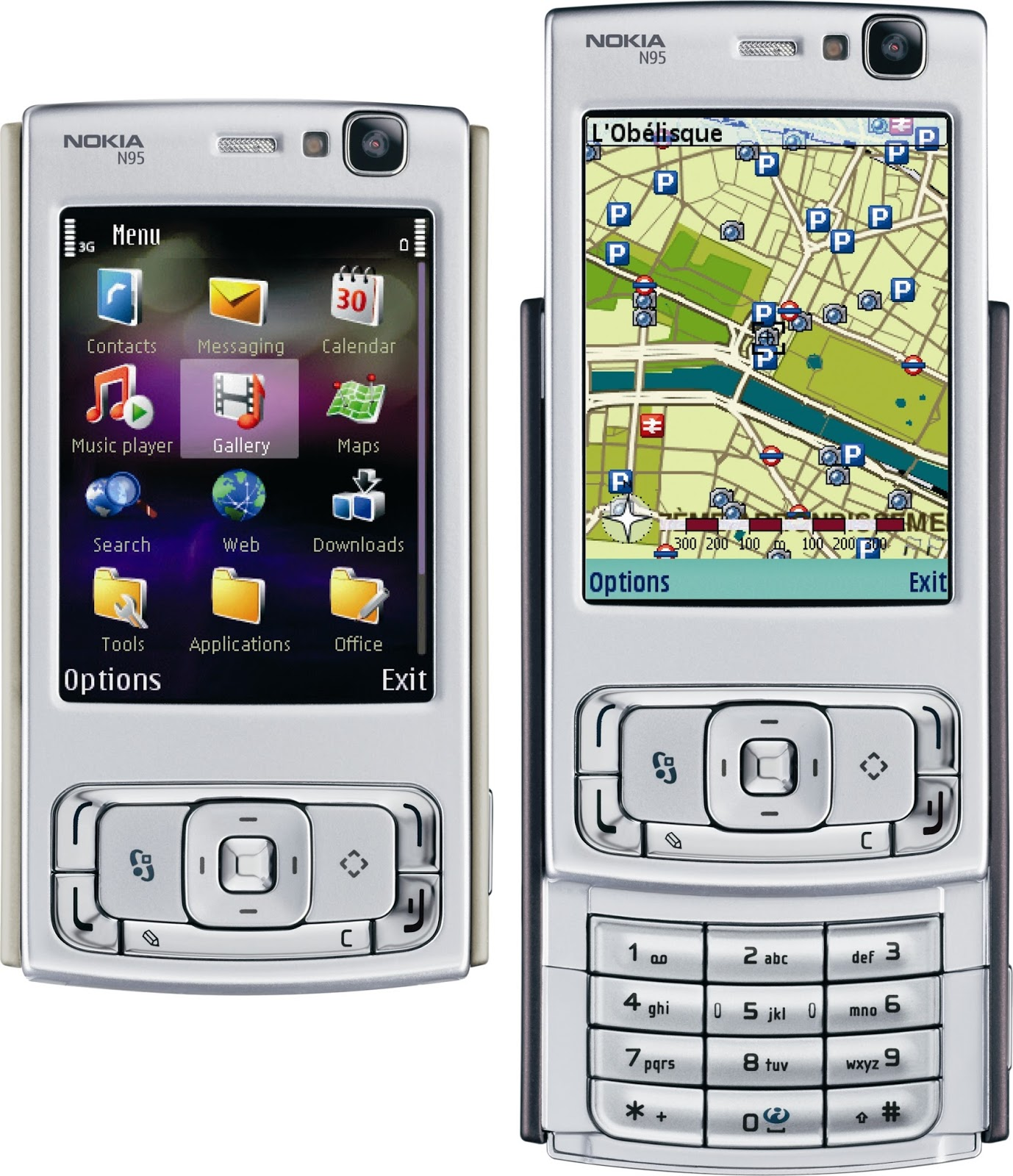Mobile Nokia One And - Retromobe Gadgets Other N95 Phones Retro