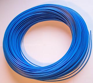 blue rotacane plastic basket cane