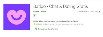 aplikasi cari jodoh indonesia gratis