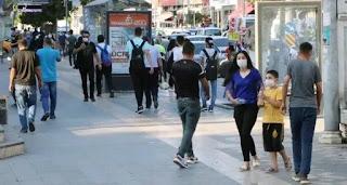 كورونا.. حصيلة جديدة للوفيات والإصابات بفايروس كورونا اليوم في تركيا