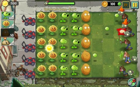 Plants Vs Zombies 2 Mod Apk