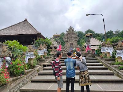 wisata ramah anak di Bali, desa penglipuran