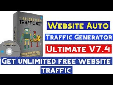 Website Auto Traffic Generator Ultimate v7.3 Cracked Unlimited Seo Traffic 2020 Free Download link