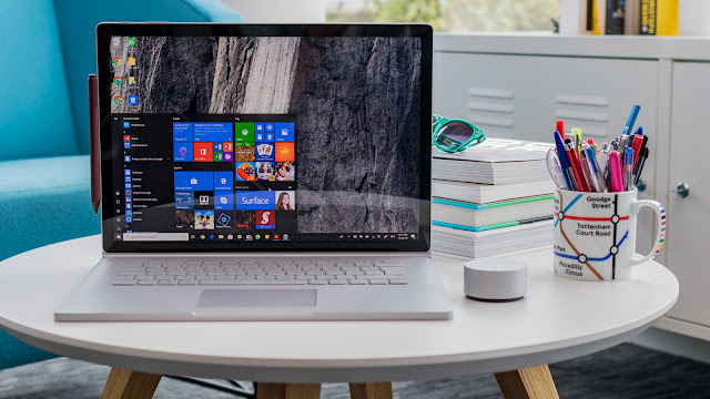 Microsoft Surface Book 2 15in Review