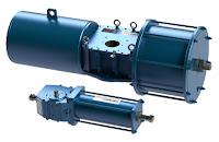 Limitorque pneumatic actuator