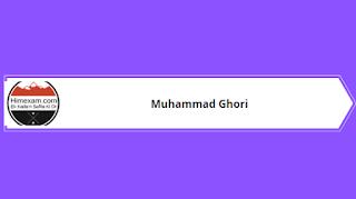 Muhammad Ghori