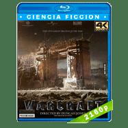 Warcraft: El primer encuentro de dos mundos (2016) 4K Audio Trial Latino-Ingles-Castellano