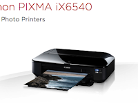 Canon PIXMA iX6540 For Windows, Linux, Mac