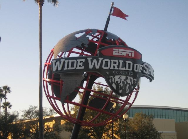 ESPN Wide World of Sports na Disney em Orlando
