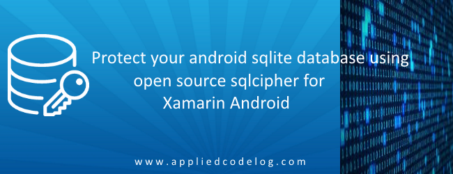 Encrypt android sqlite database using SQLCipher Community