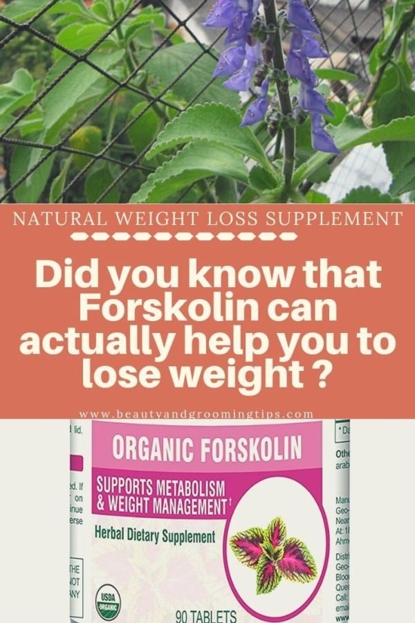 Pashanabhedi plant and forskolin supplement in form of tablets