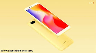are launched equally he upgrades of Xiaomi Redmi  Redmi vi 2018 launched amongst the Xiao Ai