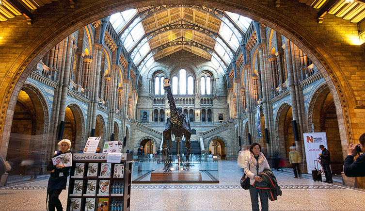 Natural History Museum Queens Gate Entrance