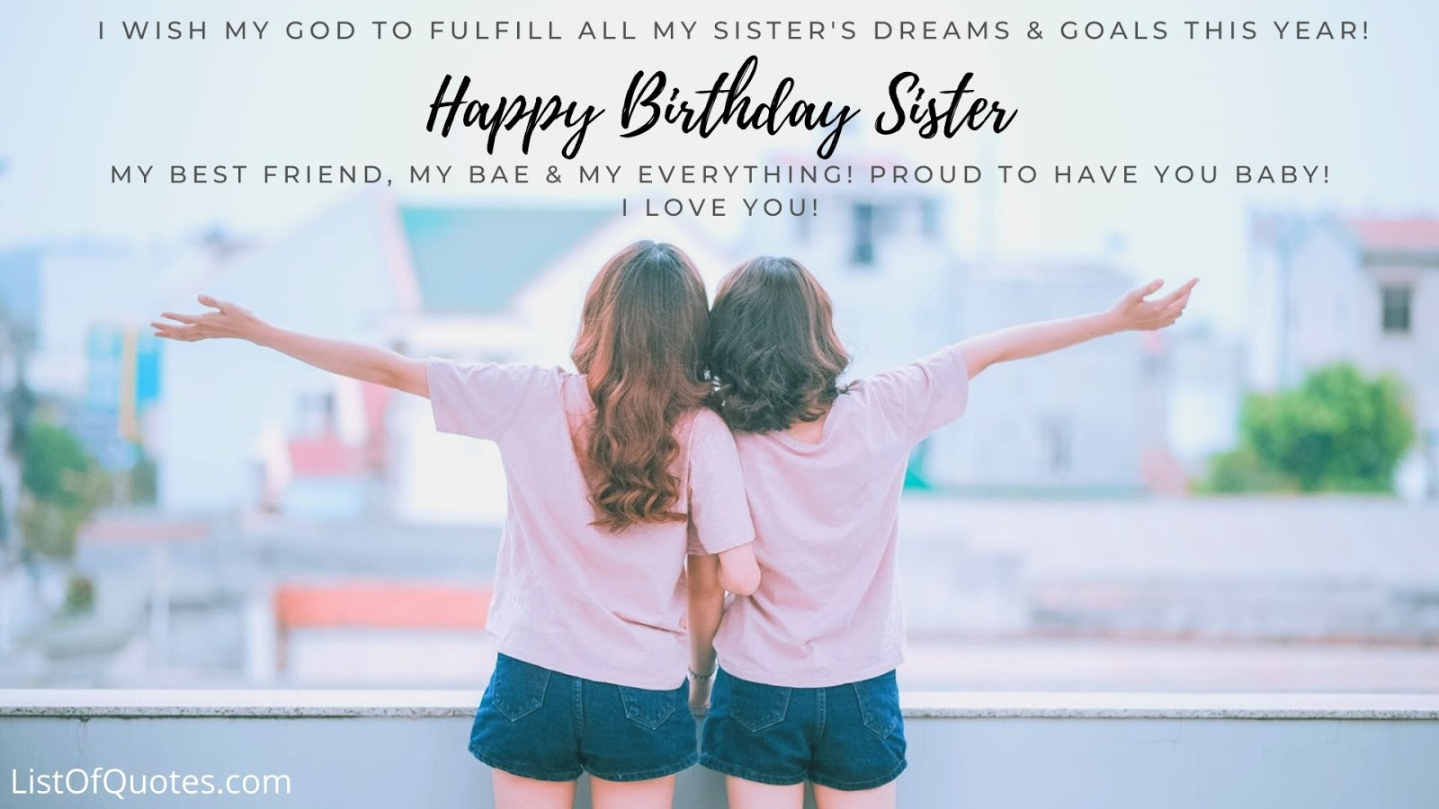 new happy birthday quotation funny images for sisters 2020