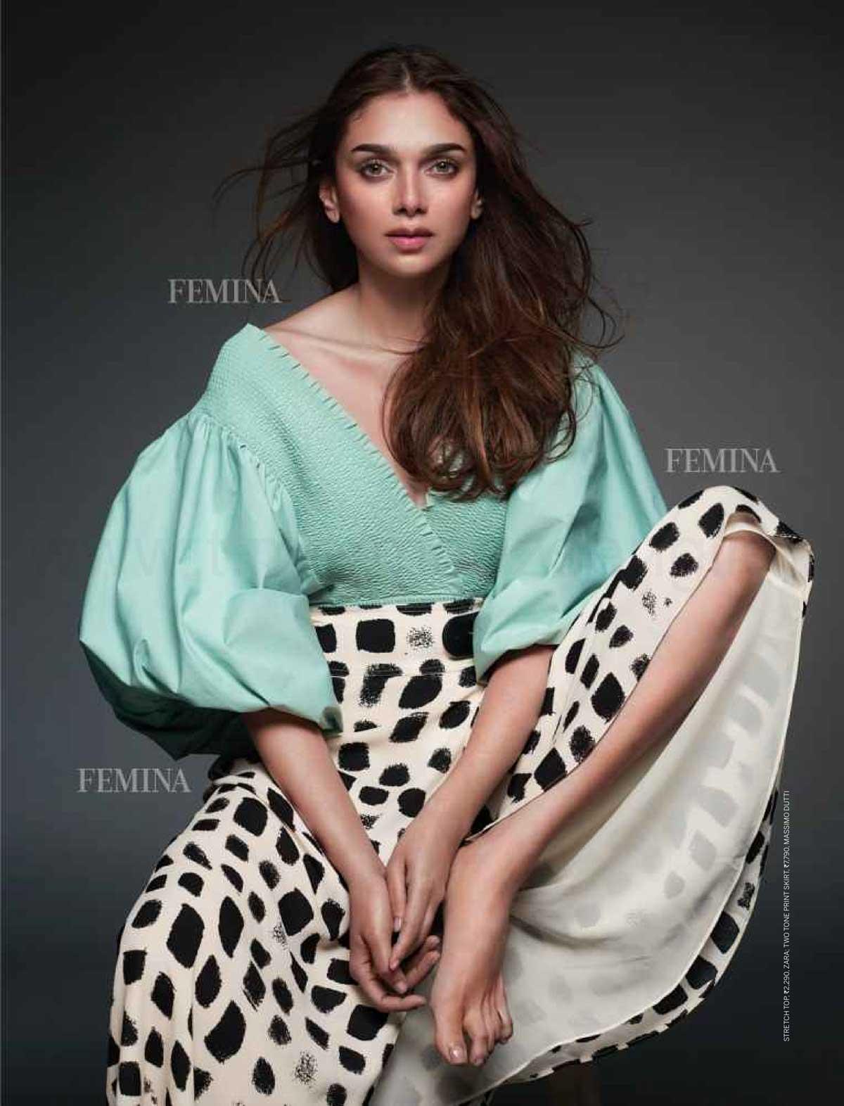 aditi rao femina magazine interview
