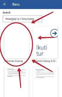 Cara Membuat Tabel Pada Microsoft Word Di Hp Android