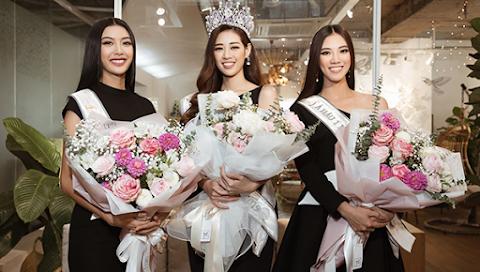 Nguyễn Trần Khánh Vân es Miss Universe Vietnam 2019