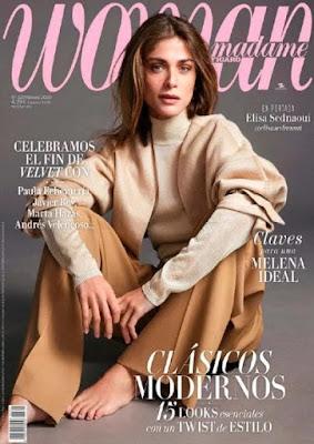 revista woman febrero
