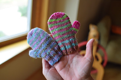 Susan B. Anderson: Waiting for Winter Mittens ~ Bigger and ...