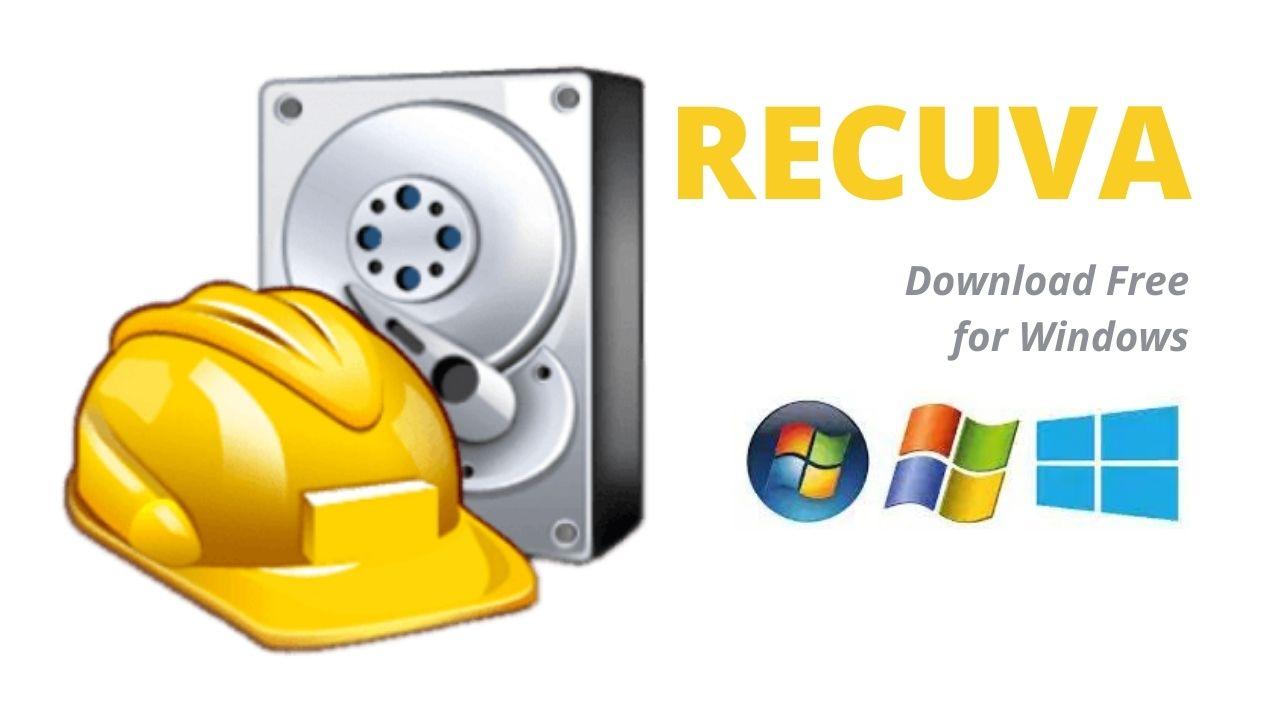 Recuva Download Free for Windows 10, 8, 7